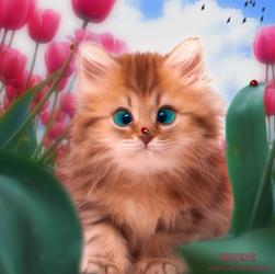 A Spring Adventure by IZSTEVE