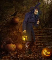 Happy Halloween by IZSTEVE