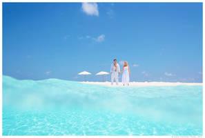 Wedding in Maldives by Slava-Grebenkin