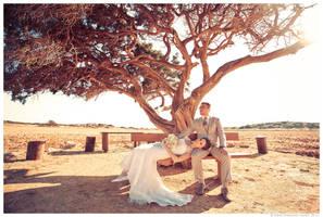 Wedding in Cyprus by Slava-Grebenkin