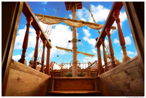 Pirate Ship by Slava-Grebenkin