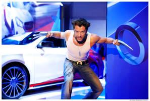 X-men - Wolverine by Slava-Grebenkin