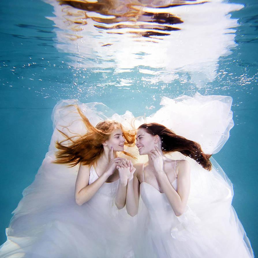 Underwater by Slava-Grebenkin