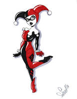Harley commission by dsoloud