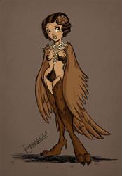 Harpy by dsoloud