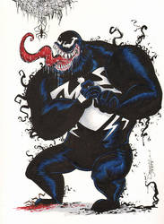 Venom by dsoloud