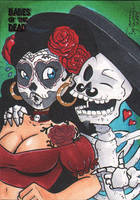Babes of the Dead by dsoloud