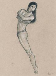 Male dancer by emm-zi