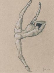 Male dancer #2 by emm-zi