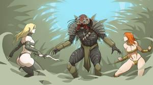 Cribal: Confrontation by ImperatorDavianus