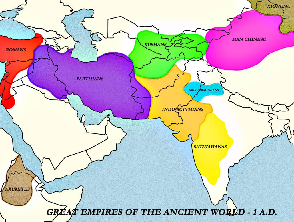 1st Century World Map.Deamon Heart Chpt 2 Map Of 1st Century By Imperatordavianus On
