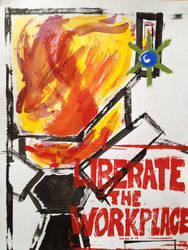 Liberate by GraphicFeedback