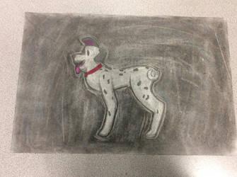 Something I made in art class by mogeko123yf