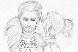 Cullen and Trevelyan by dominosns