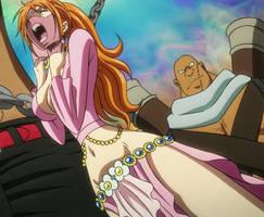 One Piece Heart of Gold by kakumeiouzi