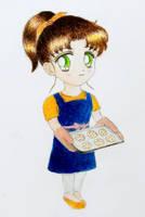 Sailor Moon - Young Kino Makoto by TheKissingHand