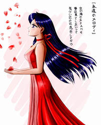 Sailor Moon - Princess Mars Eternal Melody by TheKissingHand