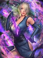 Tensou - Soulcalibur V [FANART] by Sunkeytail
