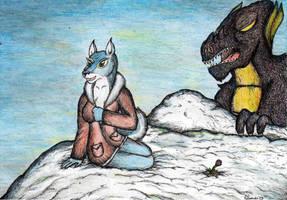 Ice fan-art by SirKiljaos