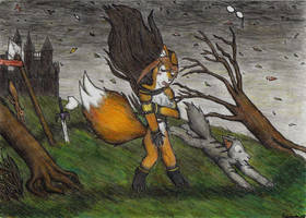 Storm COLORED VERSION by SirKiljaos