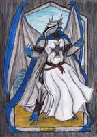 Holydrake the Paladin by SirKiljaos