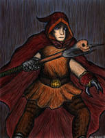 Corvus the Heretic by SirKiljaos