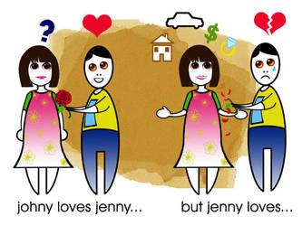 poor Johny by sahathai