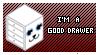 I'm a good drawer by HornedStorm