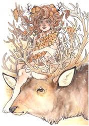 stag princess | PEACH by SZOPISKO