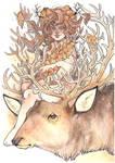 stag princess   PEACH by SZOPISKO