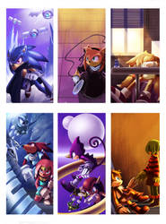 SONIC THE COMIC 2009 by lkt565760