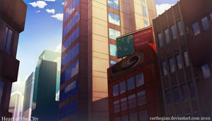 Heart of the City by Carthegian