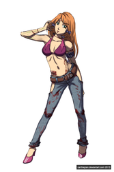 Sexy Sadie by Carthegian