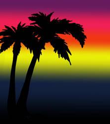 Palm Tree by JoJoElimo