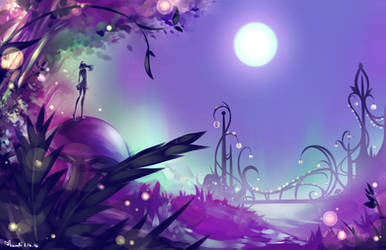 Journey Home by Lunallidoodles