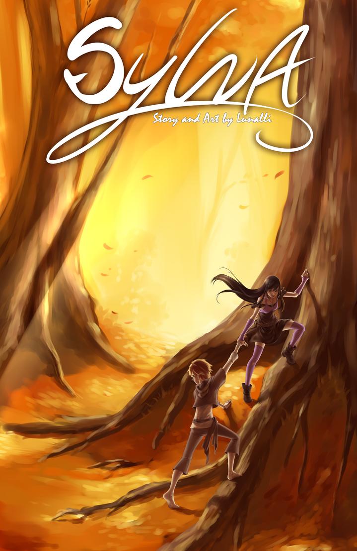 Sylva Cover by Lunallidoodles