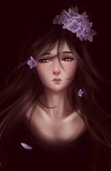 Hydrangea by Lunallidoodles