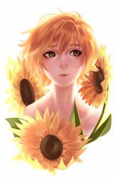 Sunny by Lunallidoodles