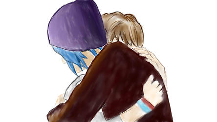 Max and Chloe by Seldey
