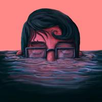 Underwater breath by renatoklieger