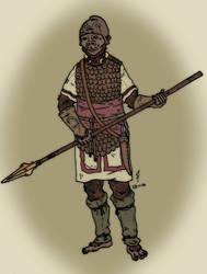 Baraku Skirmisher by Konquistador
