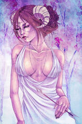 Artemis Coloured by fearn