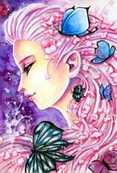 Butterflies by fearn