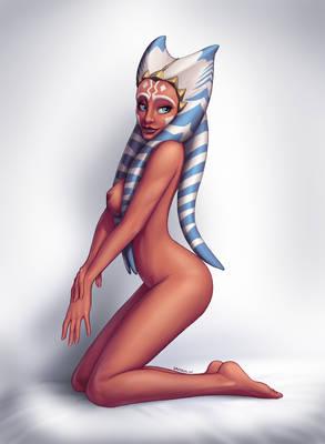 Sexy ahsoka tano