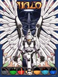 Halo: Angel by Pinkuh
