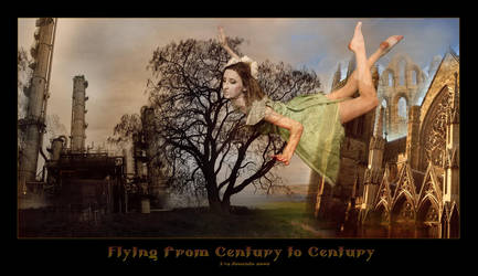 Flying from Century to Century by Xantipa2-2D3DPhotoM
