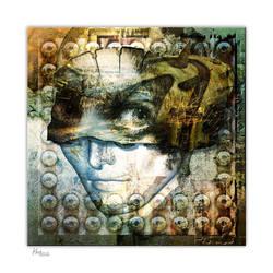 M16 HEAD-10 ... Masked Mind by Xantipa2-2D3DPhotoM