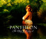 Pantheon - back cover by 3feathers