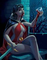 Vampirella by timswit