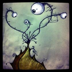 olhos by lucasvarela-art
